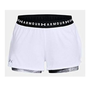 NWT | Under Armour HeatGear Armour 2-in-1 Shorts